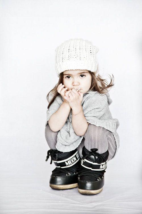 Vogue kids, Cute kids, Moon boots