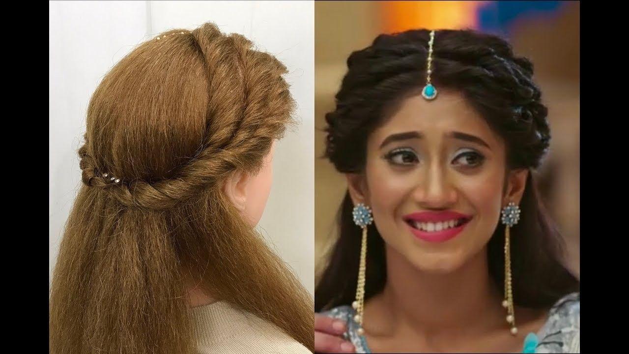 Wedding Hairstyles For Long Hair Girls Addicfashion