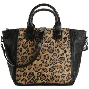 Steve Madden Animal Print Handbag Featured In Your Guide To A Stylish Fall 2017 The Designer S Studio Hilton Hollis