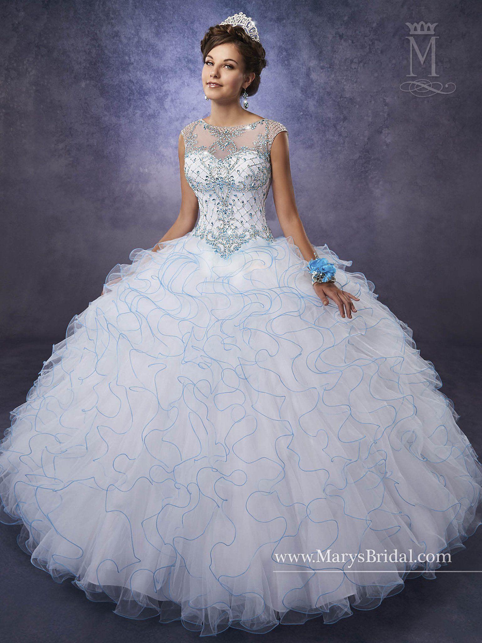 72aae107797 Princess Collection S17-4Q489 Marys Quinceanera - QuinceDresses.com   quincestyle  misquinces  quincelebrations  morileedress  quinceaneradress   ombredress ...