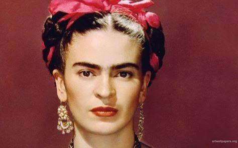 Exposição de Frida Kahlo em CWB