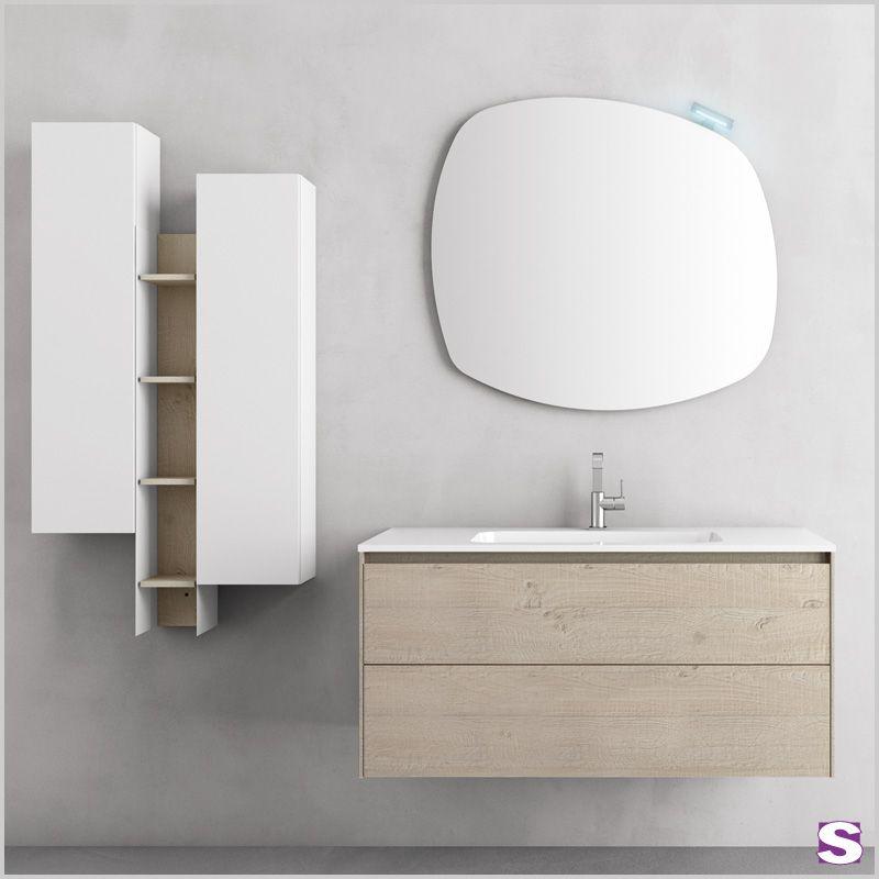 Badmöbelset - Lottika Der große Waschtisch mit Unterschrank sorgt - badezimmer waschbecken mit unterschrank
