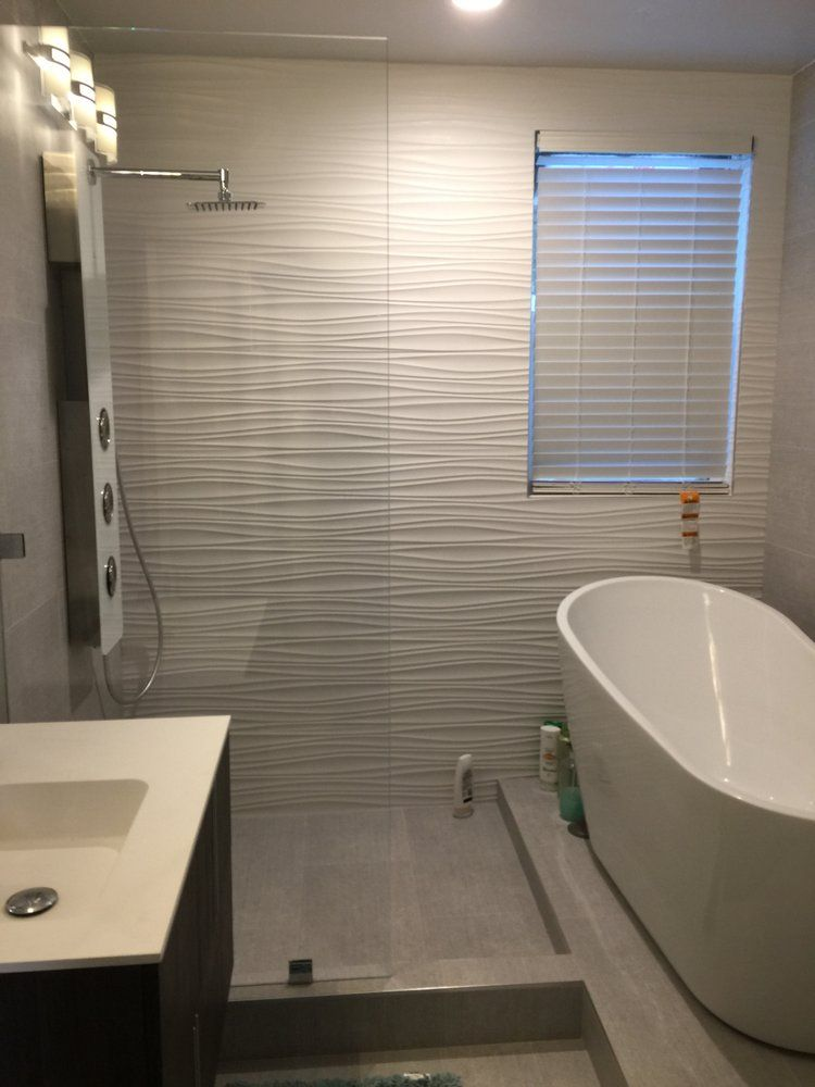 Amc Glass Company  San Jose Ca United Statesframeless Bath Enchanting Bathroom Remodel San Jose Review