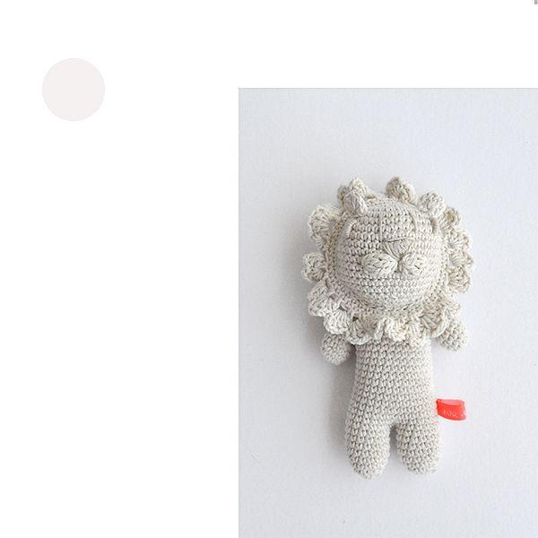 León tejido a mano/ handmade lion | mini me. | Pinterest | Panes ...