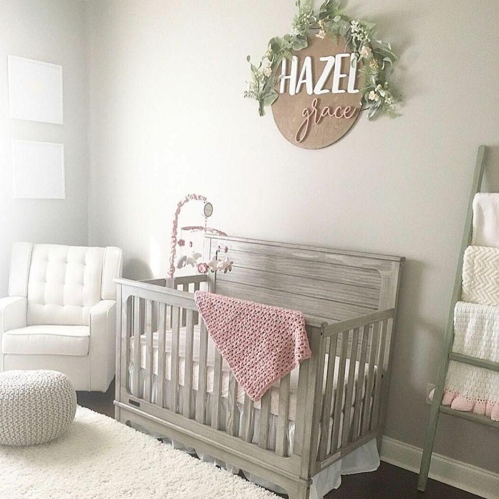 50 Cute Baby Nursery Ideas For Your Little Princes (42