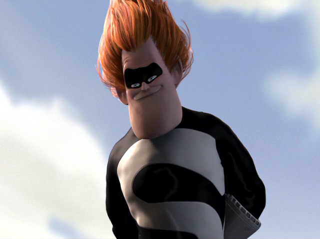 Year Of The Villain Syndrome Syndrome The Incredibles The Incredibles Disney Pixar Movies