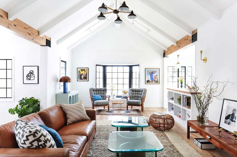 Silver Lake home renovation with Scandinavian design influences ...