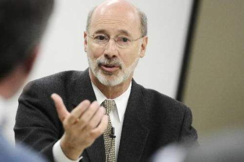 WOLF TRACKER: Tracking Gov. Tom Wolf's goals - Montgomery Life - Montgomery News