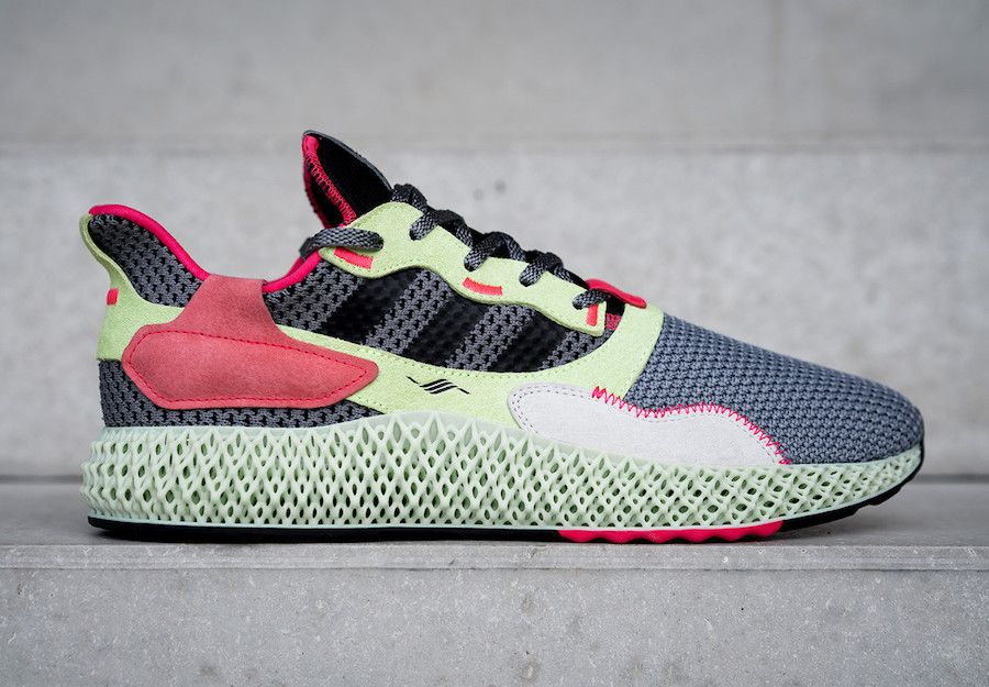 huge selection of ccaf7 b2d37 adidas ZX 4000 4D Release Date | Watch My Feet | Sneakers ...