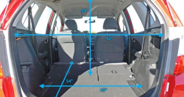 Image Result For Honda Crv Cargo Dimensions Inches