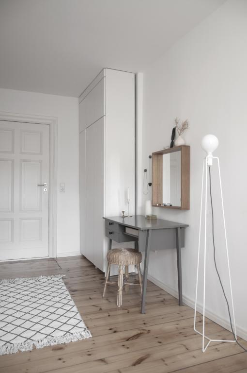 Kleiner Aber Feiner Und Gemutlicher Arbeitsplatz Im Schlafzimmer Work Office Berlin Zimmer Wg Gesucht Gemutlich