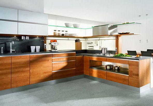 Drewniane meble kuchenne  meble kuchnia  Pinterest   -> Kuchnia Italia Meble