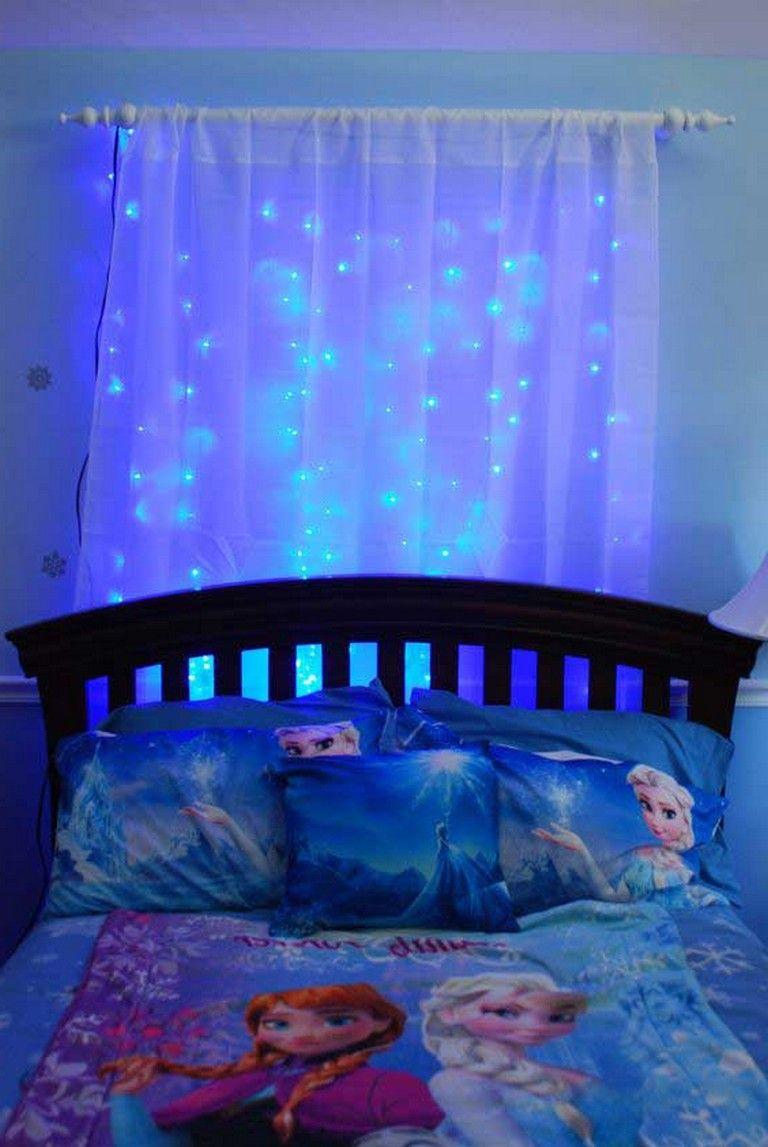15 Lovely Frozen Themed Room Decor Ideas Your Kids Will Love Frozen Themed Roomdecorideas Frozen Themed Bedroom Frozen Bedroom Frozen Theme Room