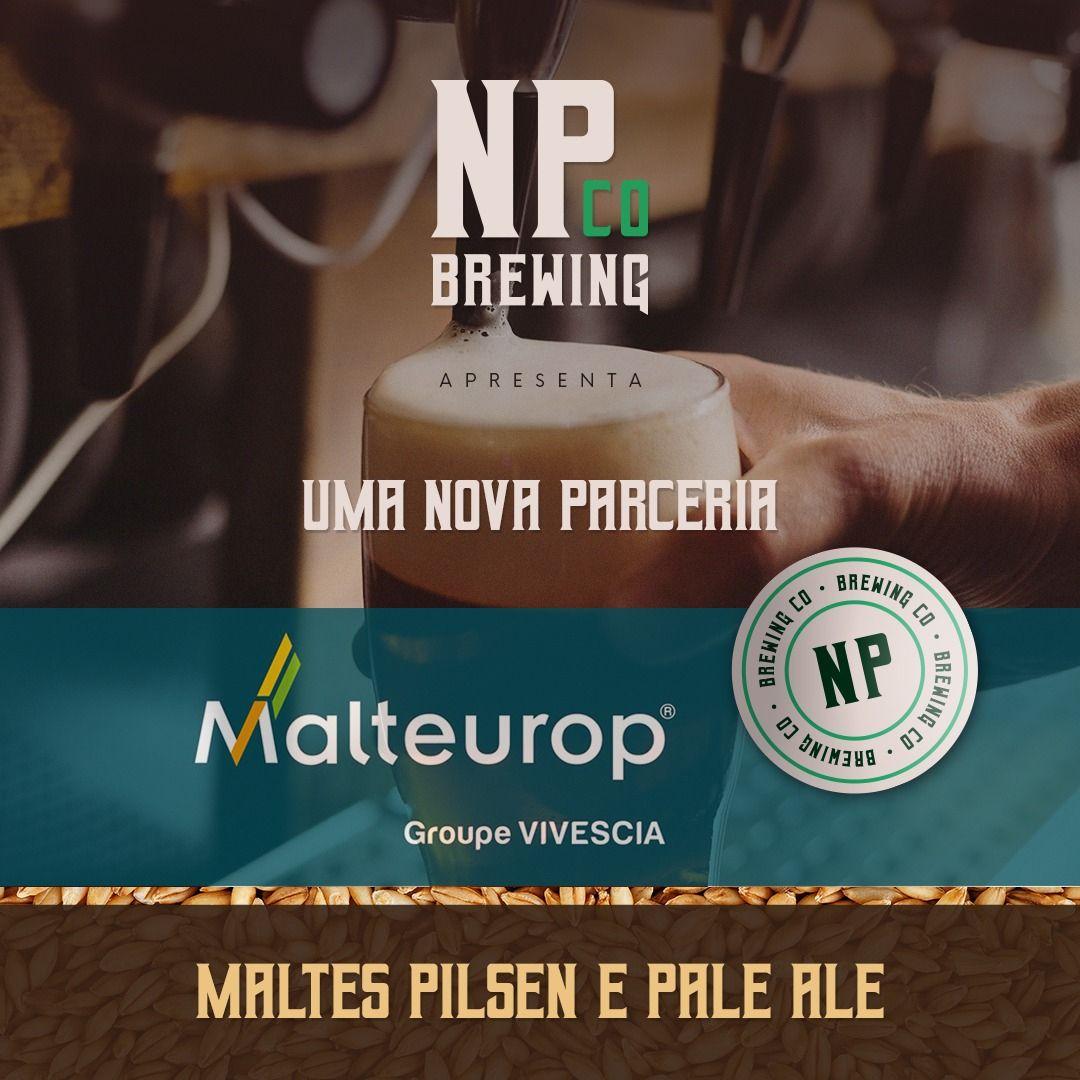 Na Malteurop, eles trabalham com os melhores especialistas para produzir o malte de cevada e realizar rigorosas verificações de controle de qualidade em todas as etapas, desde a maceração até a decantação.  👇 É essa qualidade que nós da NP vamos oferecer aos nossos clientes!   Cheers!🍻   #beer #cervejaartesanal #craftbeer  #maltes #malteurop #pilsen #paleale #barley #npbrewingco #caxiasdosul #insumosparacerveja