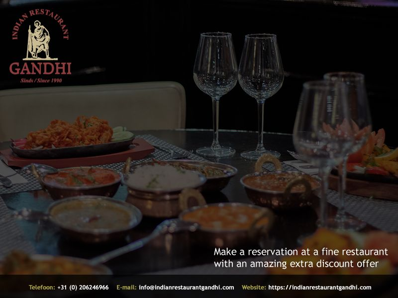 Holiday With Delicious Indian Food Extremely Best Chance To Chill To Relax In Gandhi Restaurant Indianfoodamst Indian Food Recipes Amsterdam Food Food