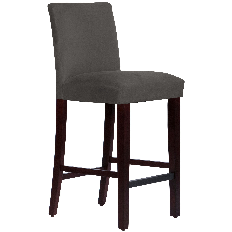 Fantastic Skyline Furniture Premier Charcoal Uptown Barstool Charcoal Ibusinesslaw Wood Chair Design Ideas Ibusinesslaworg