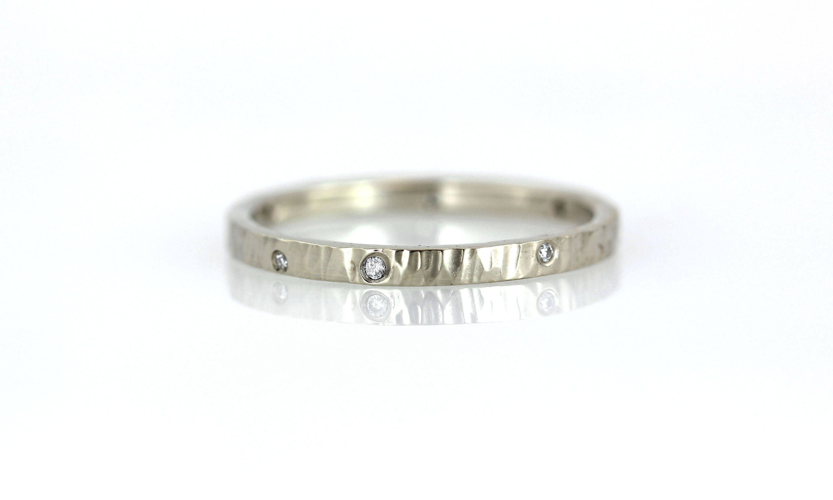 stacking patterned in and ring pinterest bling wedding wheat unisex hand band pin bands platinum engraved rings