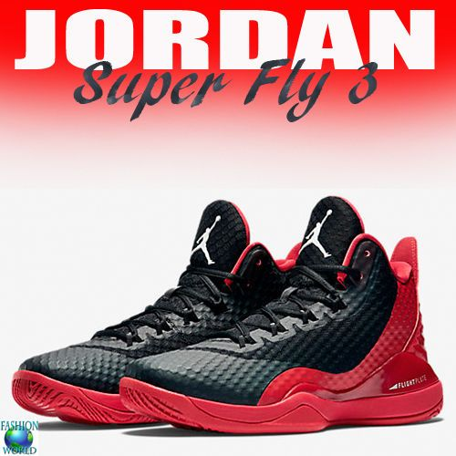 c971080eeb2fe NIB MENS NIKE JORDAN SUPER.FLY 3 PO BLAKE GRIFFIN SIZE12 724934 601  Nike   BasketballShoes