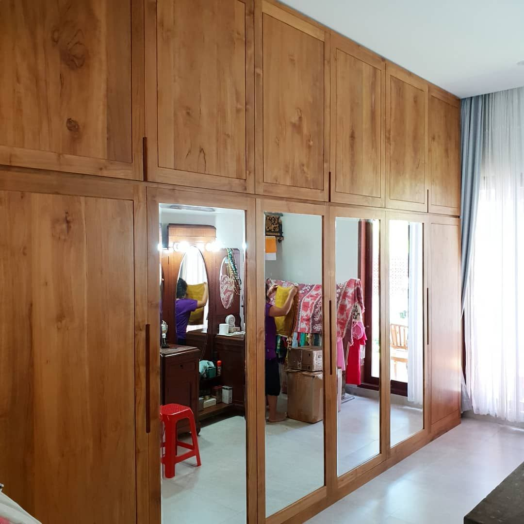 Huge wardrobe for our villa project h w d