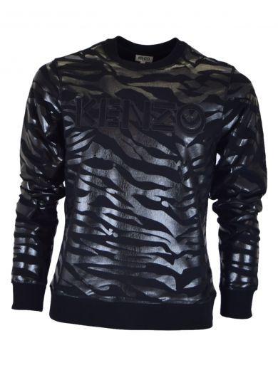 8fc36e5eac43 KENZO Kenzo Tiger Stripes Sweatshirt.  kenzo  cloth  fleeces-tracksuits