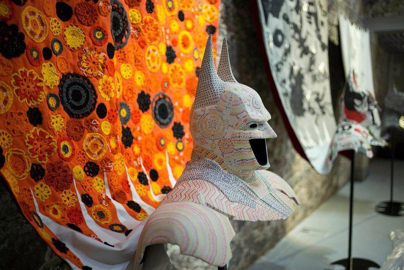 Cempatman en el MUMEDI (Museo Mexicano del Diseño)