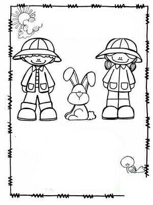 Pin de Beatriz Valdivia en Actividades Preescolares | Pinterest ...