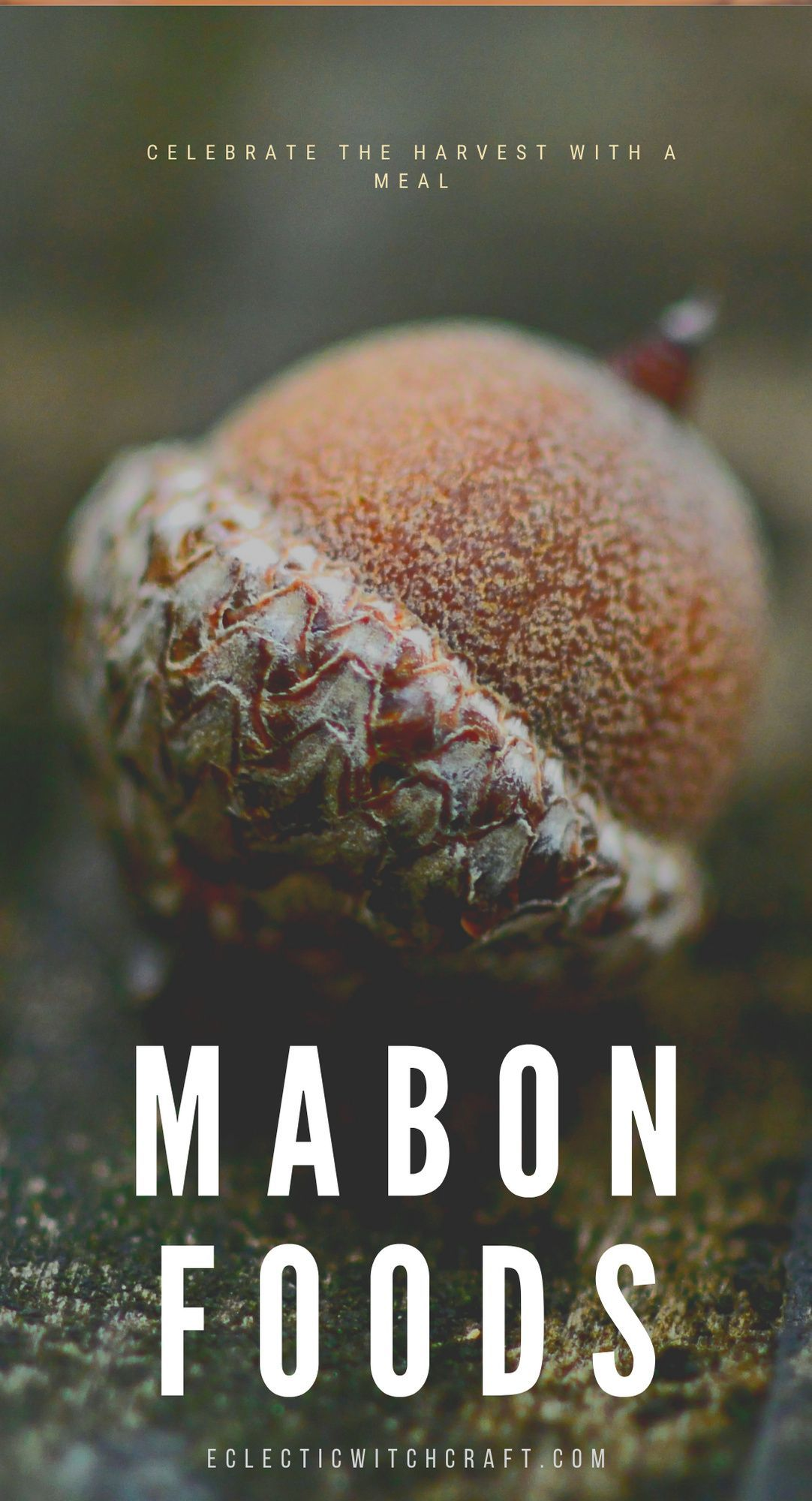 What does a kitchen witch do for Mabon? #witch #witchcraft #pagan #wicca