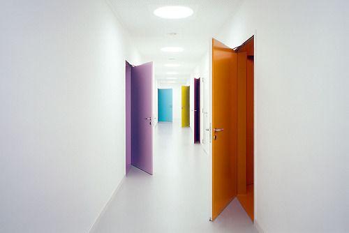 Playlist w. corridor interiors and doors