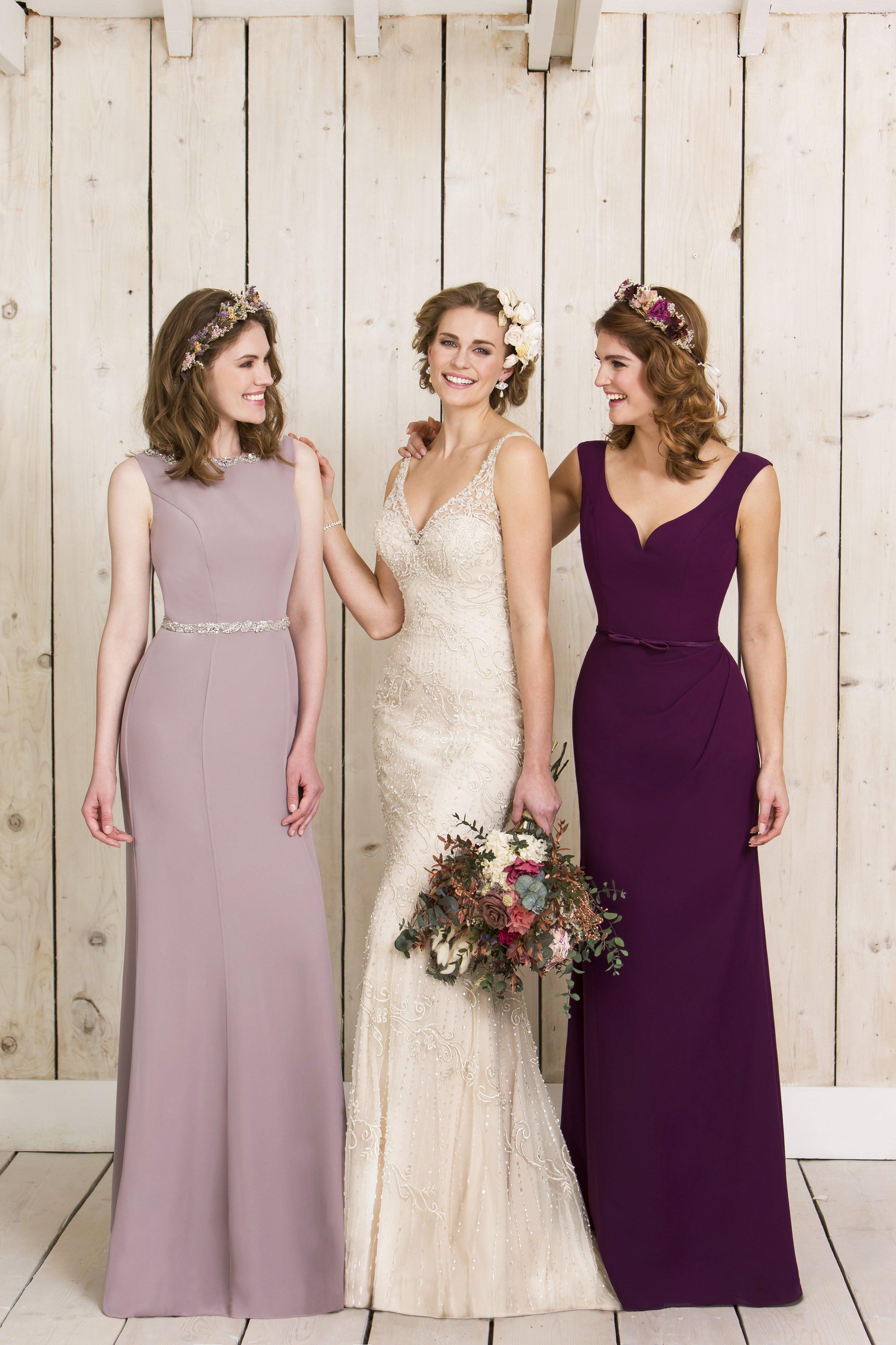True Bridesmaids Dresses M708 Bride