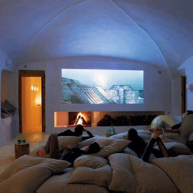Interior Design Ideas: Home Theater Alternatives