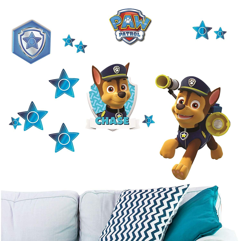 Schöne Wanddeko für Paw Patrol Fans: große _ Wandsticker - Paw ...