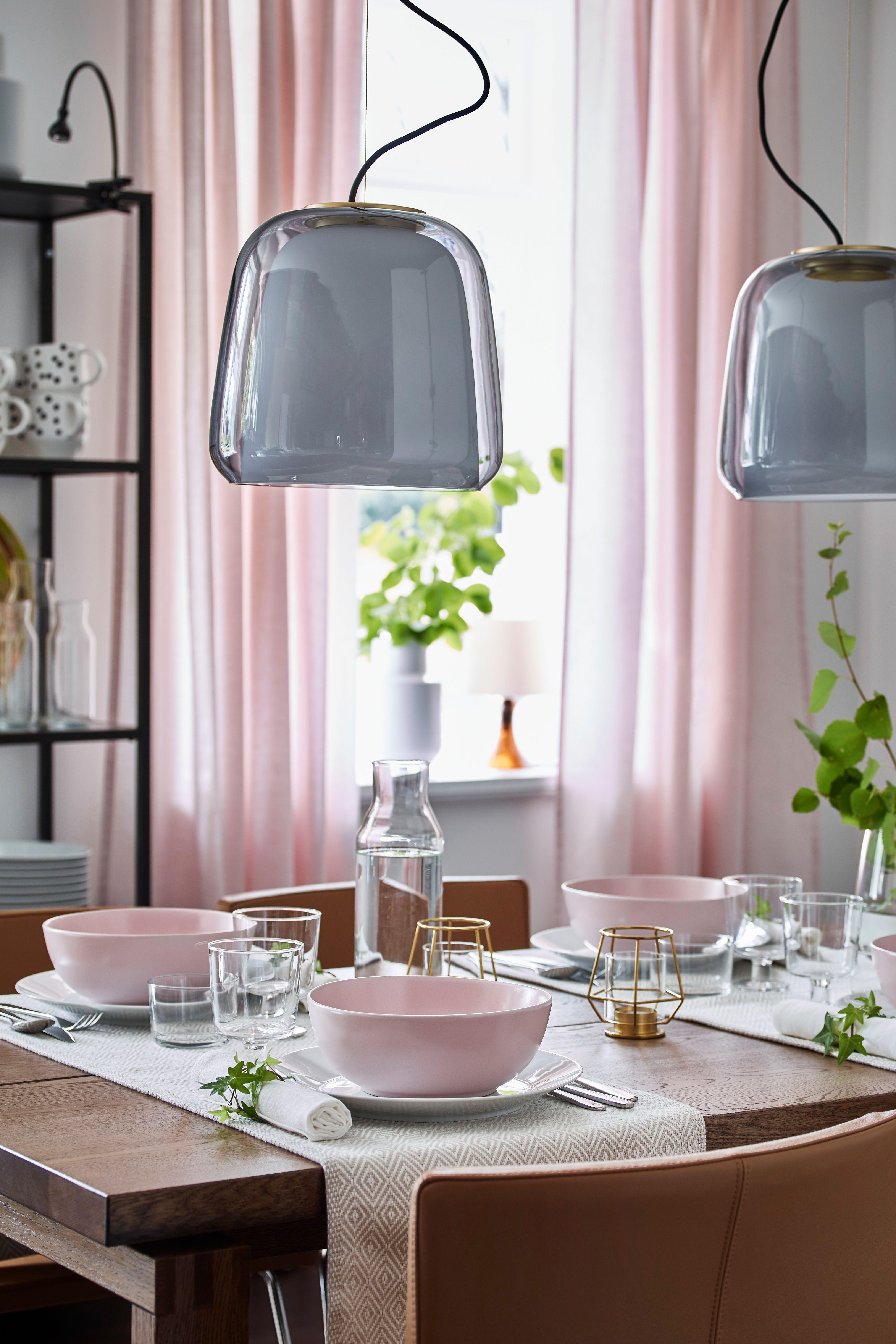 Evedal Hängeleuchte Grau Ikea Deutschland Anhänger Lampen Esszimmerleuchten Ikea Inspiration
