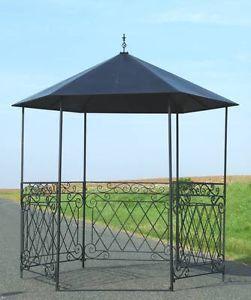 style ancien kiosque tonnelle gloriette chapiteau avec toit ...