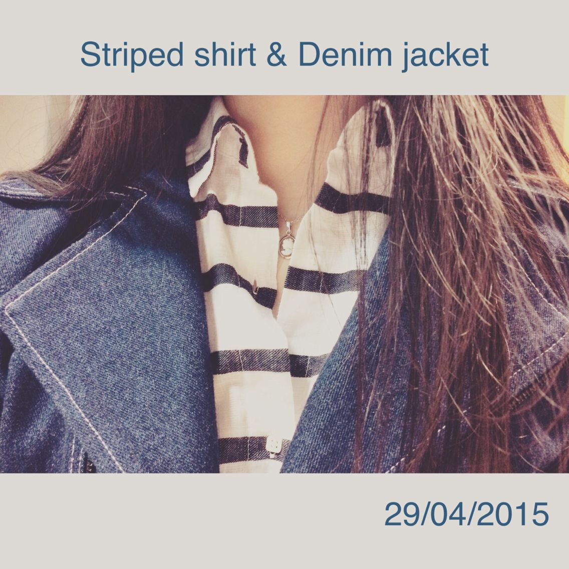 29/04/2015 mood for striped and denim
