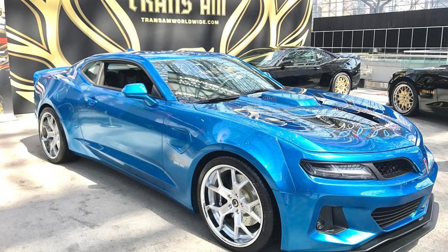 2021 Pontiac Trans Redesign and Concept