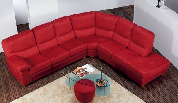 ROM, Belgium   Belville Living Room Furniture Sectional Sofa