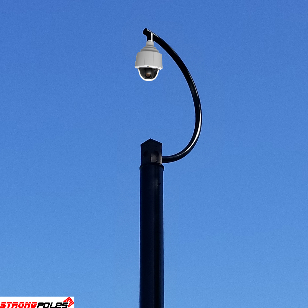 There Are Hundreds Of Mounting Possibilities Using Our Platforms And Accessories Click Here For A Parade Of Ideas Https Www St Light Pole Pole Mount System