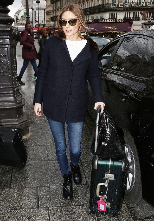 b0e8cafd8dd The Olivia Palermo Lookbook   Olivia Palermo Airport Style