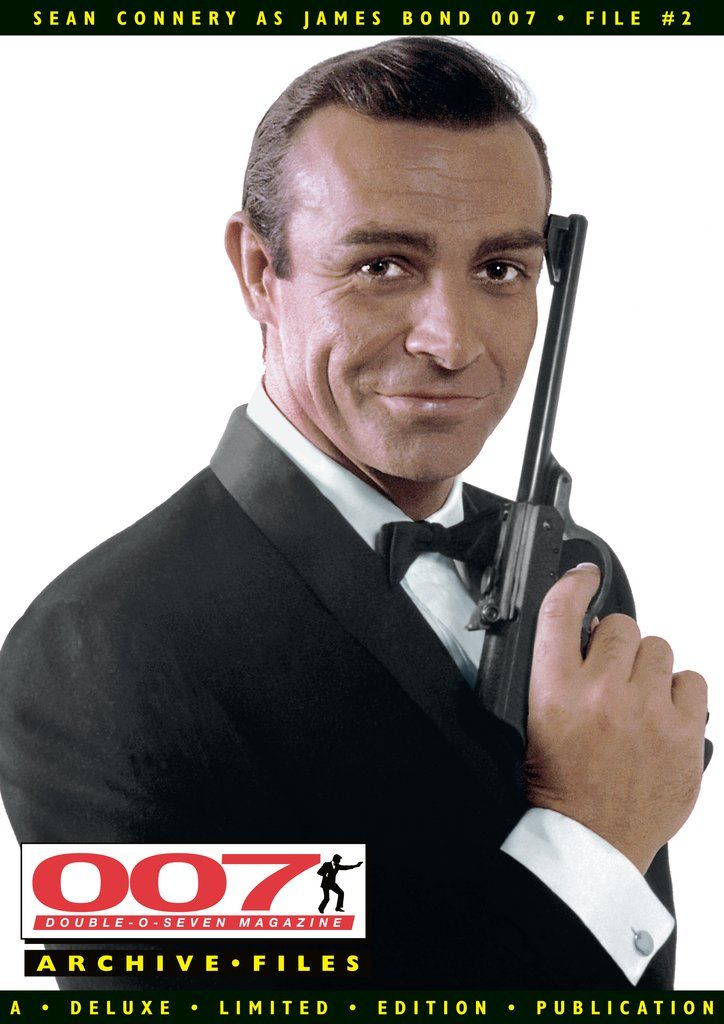 Sean Connery, Diamonds Are Forever (1971) United Artists
