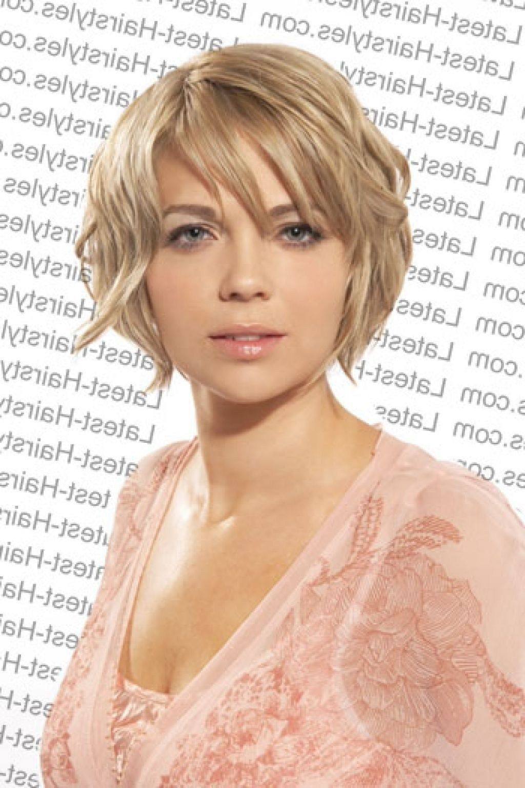 Cute Short Hairstyles Heart Shaped Face Tutorial Hairstyles