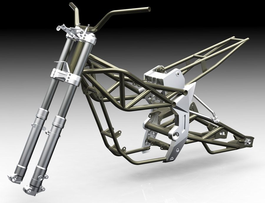 motorcycle frame images  Motorcycle Frame Design | Motorcycle engines and blueprints ...