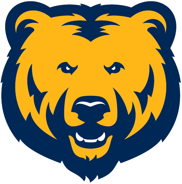 Northern Colorado Bears Primary Logo Bear Art Bear Logo Sports Logo