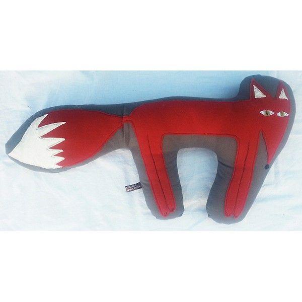 Foxy Cushion