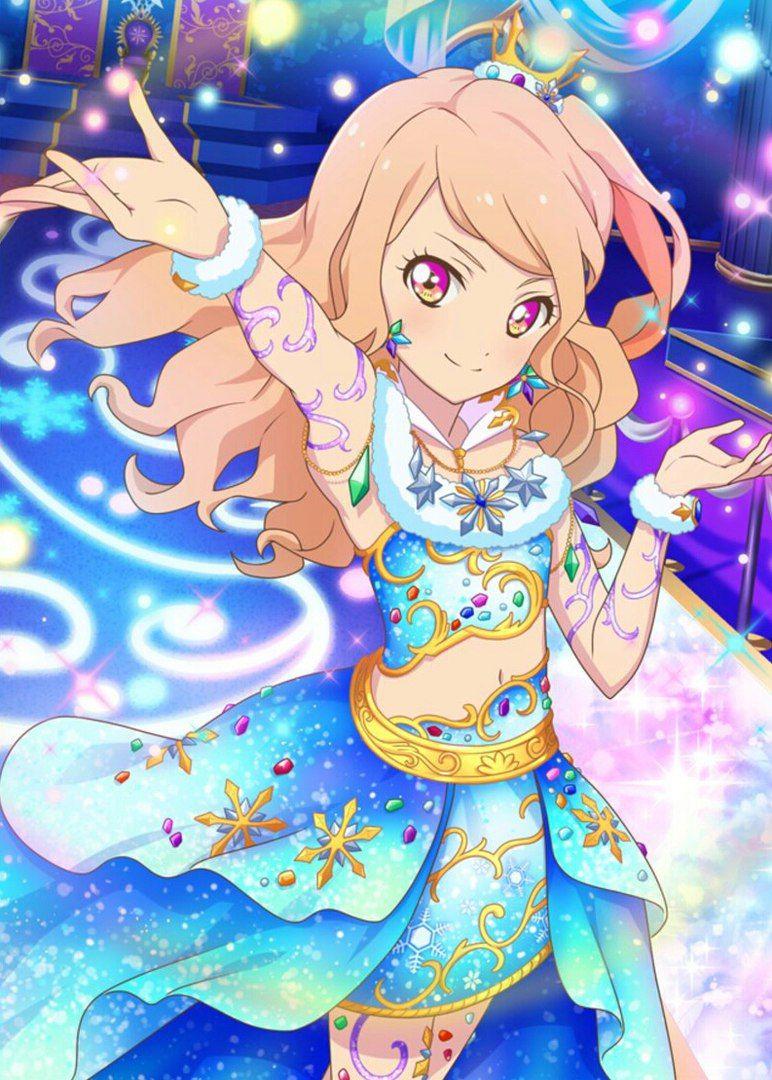 Aikatsu STARS! Mahiru Anime, Ngôi sao