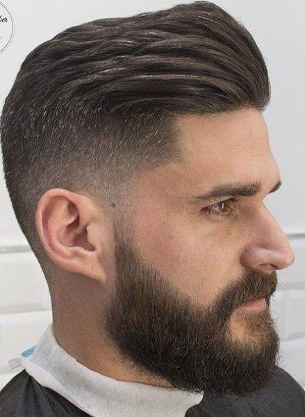 Klassische barber frisuren
