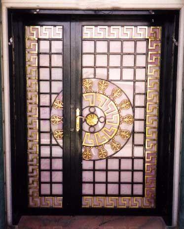 ابواب شقق وفلل خارجية بتصميمات عالمية ميكساتك Pooja Room Design Pooja Rooms Wooden Doors