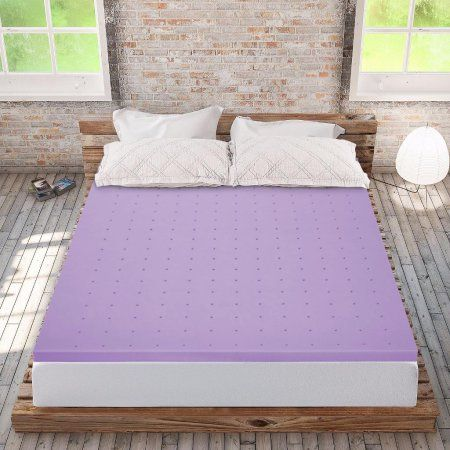 Purple Mattress Topper for Beginners
