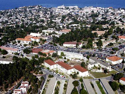 Monterey California Russian Is 97