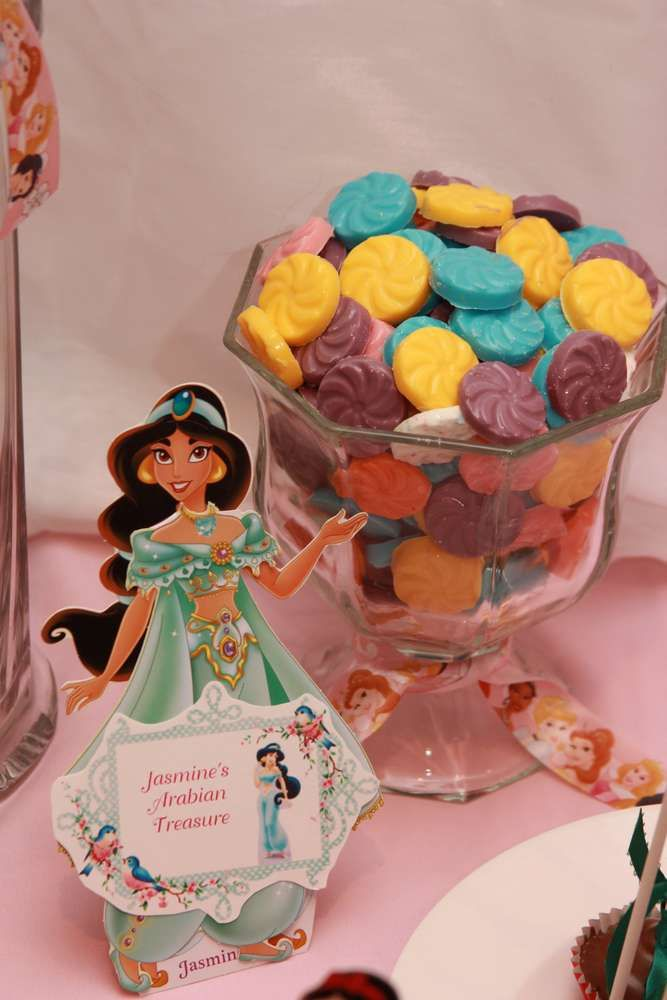 Disney Princess Party Birthday Party Ideas In 2018 Party