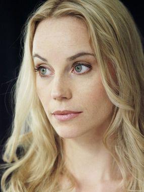 Sofia Helin The Bridge Tv Show Beauty Blonde Color